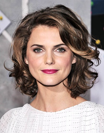 Keri Russell New, Short, Bob, Medium Hairstyles Pictures