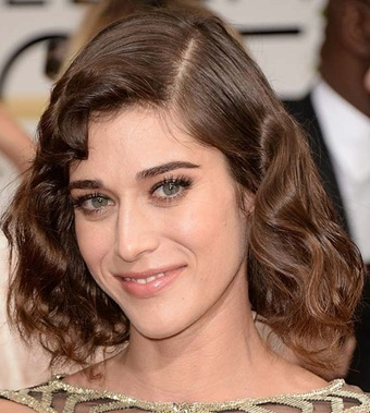 Lizzy Caplan New Hairstyle 2017 Pictures