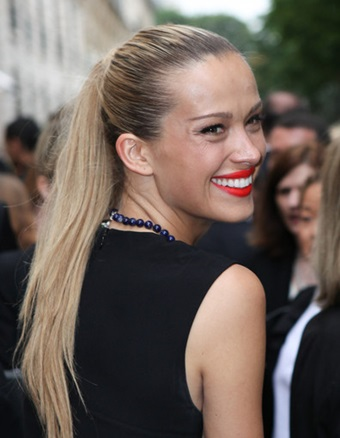 Petra Nemcova New, Long, Ponytail, Updo Hairstyles Pics