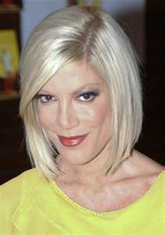 Tori Spelling New, Long, Bob, Short Hairstyles Pictures