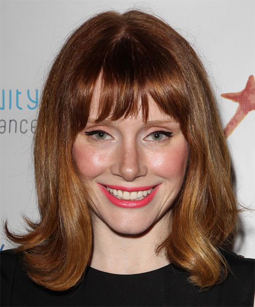 Bryce Dallas Howard Short, Long, Medium, Curly Hairstyles Pictures