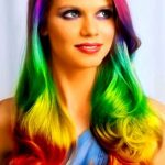 Funky Hair Color Ideas For Long Hair 2018