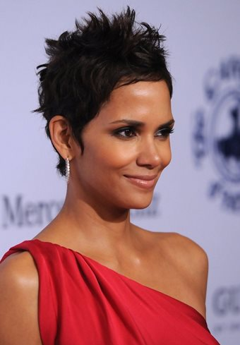 Black Celebrity Pixie Hairstyles 2017 Pictures