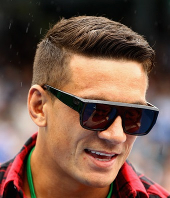 Sonny Bill Williams Hairstyle 2019 Name Pictures