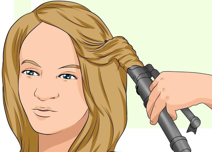How To Get Beach Hair Waves With Straight Hair At Home