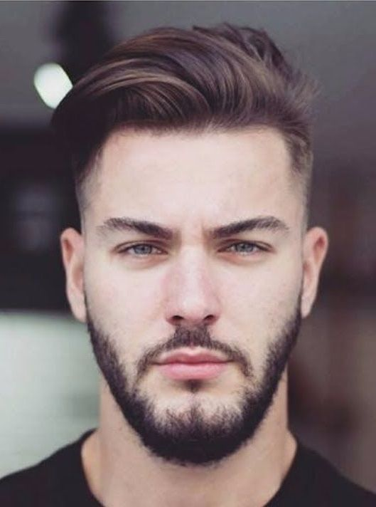 Men's Hairstyle Trends 2019 Side Shaves