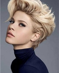 New Year's Hairstyle Ideas 2018 For Short Hair