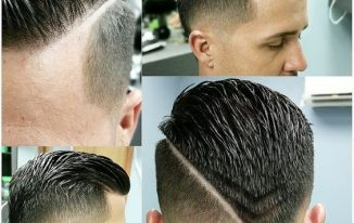 V Shaped Neckline Haircut Boys Back Cut Pictures