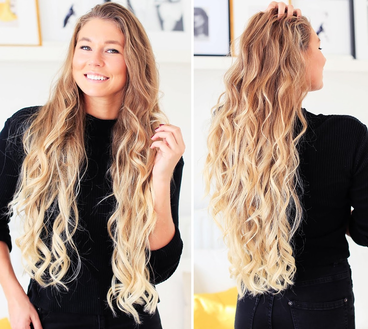 Best Hairstyle For Wavy Hair 2017 For Female