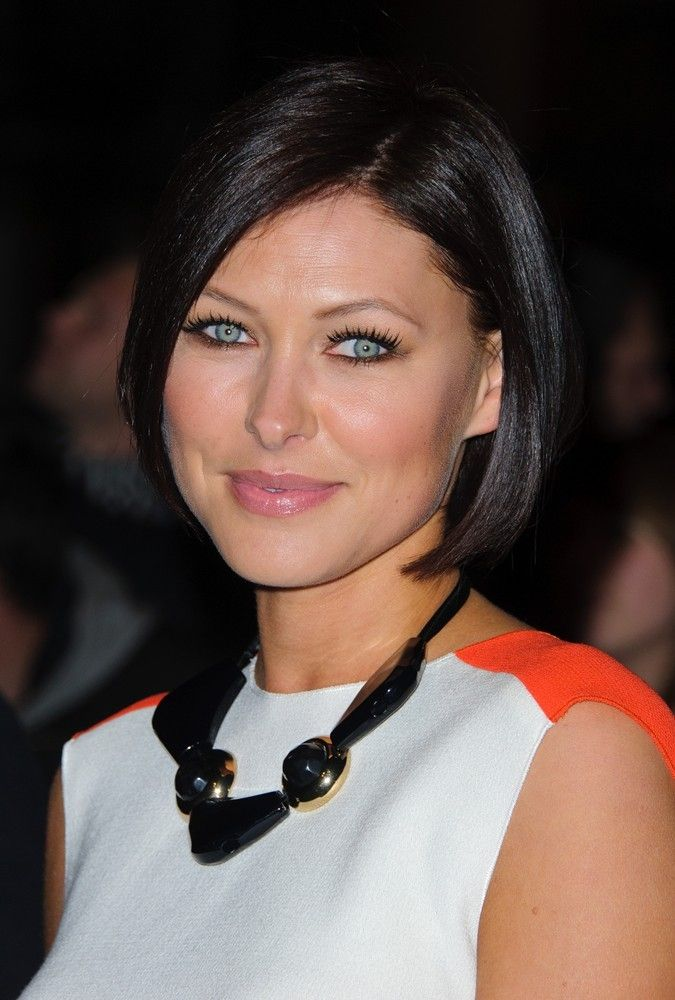 Emma Willis Hairstyle 2020 Hair Colour