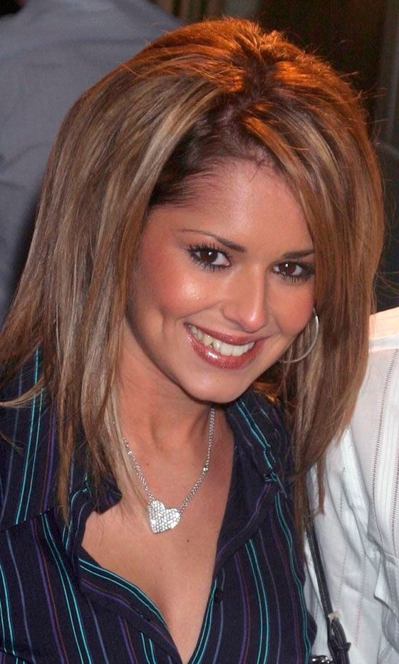 Cheryl Cole Bouffant Hairstyle: