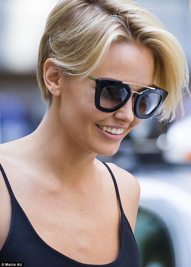 lara bingle latest hairstyle 2020 Pictures pixie cut