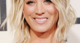 Kaley Cuoco New Hairstyle 2020 Pictures