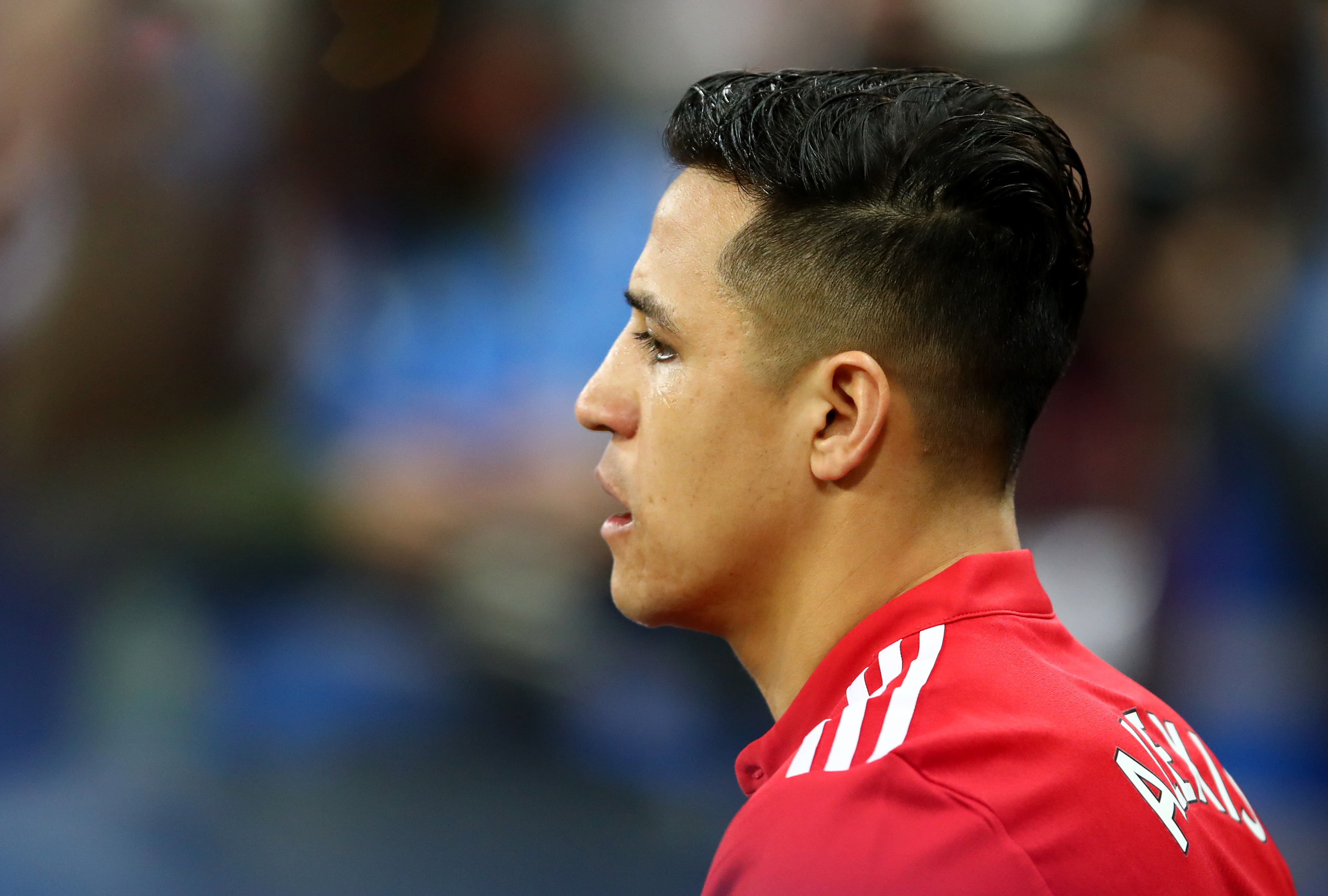 Alexis Sanchez Haircut 2018
