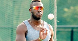 Andre Russell New Hairstyle 2019