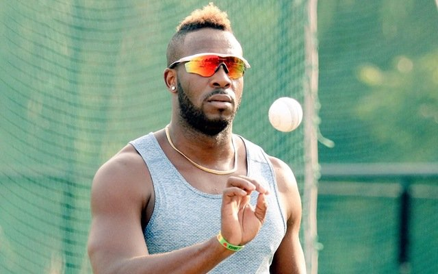 Andre Russell New Hairstyle 2018
