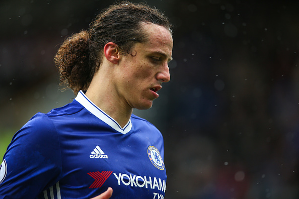 David Luiz Hairstyle 2021