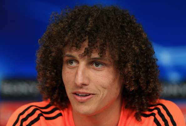 David Luiz New Haircut Hairstyle Name 2018