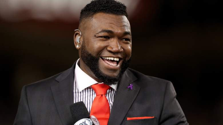 David Ortiz New Haircut 2019