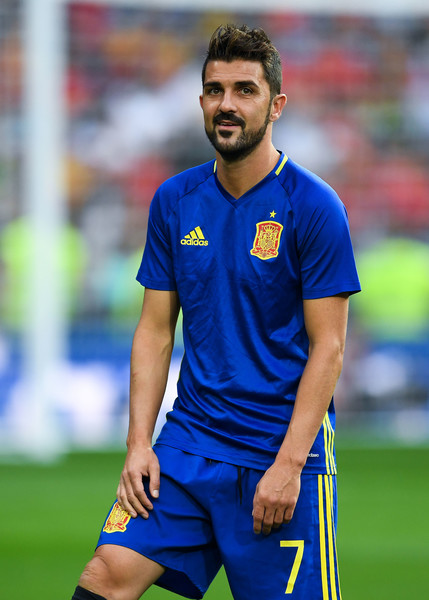 David Villa Hairstyle 2019 Name How To Do