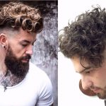 Haircuts For Men With Curly Hair 2019