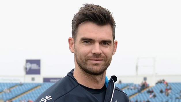 James Anderson Latest New Hairstyle 2019 Name Photos