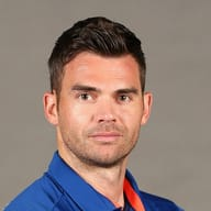 James Anderson Latest New Hairstyle 2021