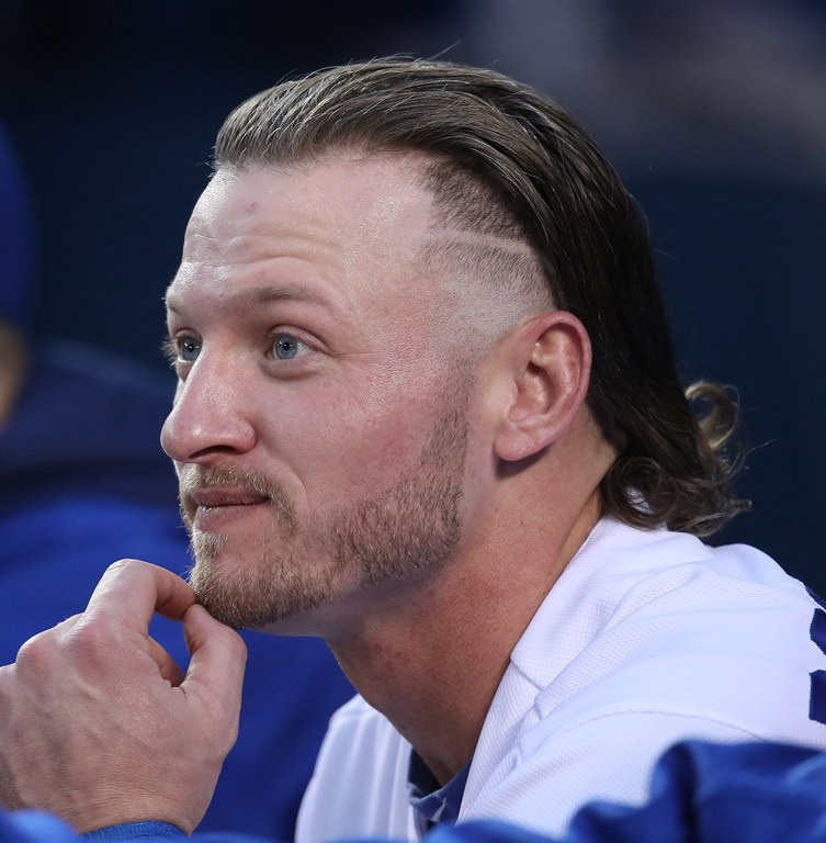 Josh Donaldson New Haircut 2019