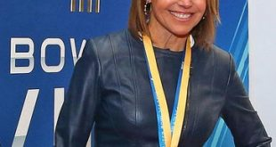 Katie Couric New Hairstyle 2018 at Winter Olympics