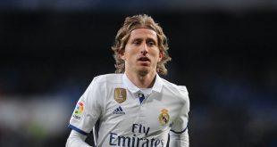 Luka Modric New Haircut 2019 Front Face