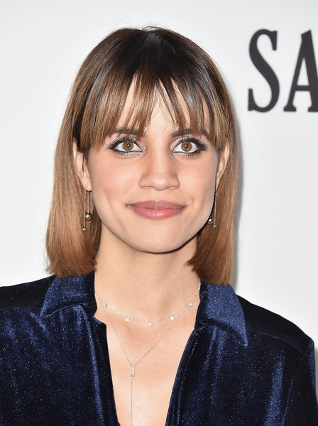 Natalie Morales Hairstyle 2018 Colors