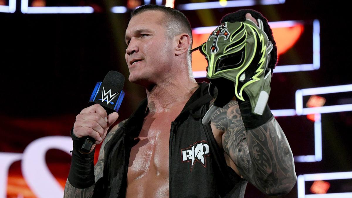 Randy Orton Haircut 2019 Buzz Cut