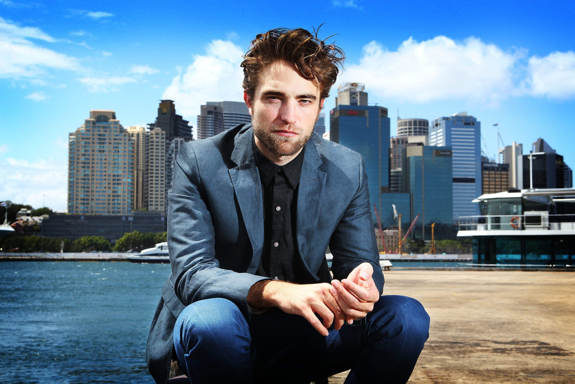 Robert Pattinson New Haircut 2019