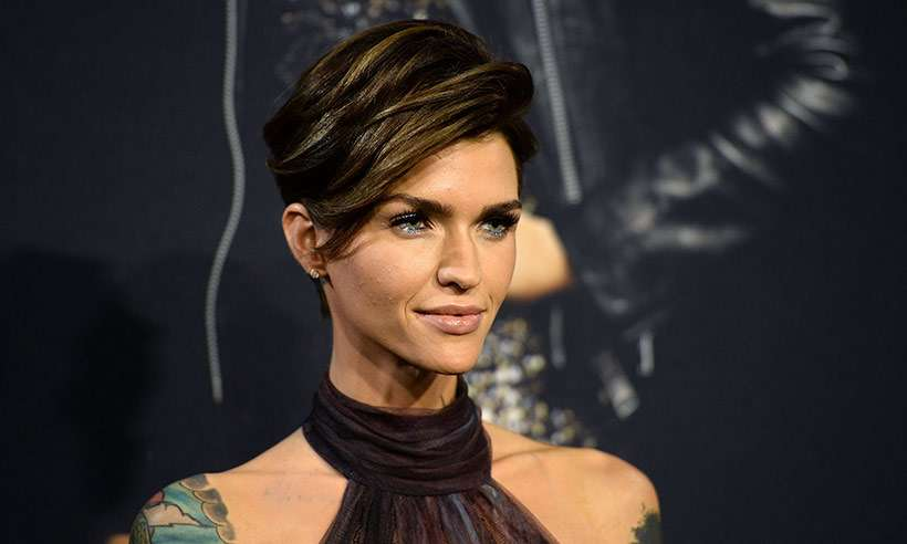 Ruby Rose New Haircut 2018 Pictures