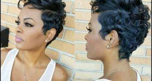 Sassy Short Black Hairstyles 2018