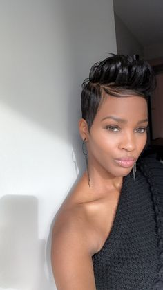 Sassy Short Black Hairstyles 2018 Updo Spics