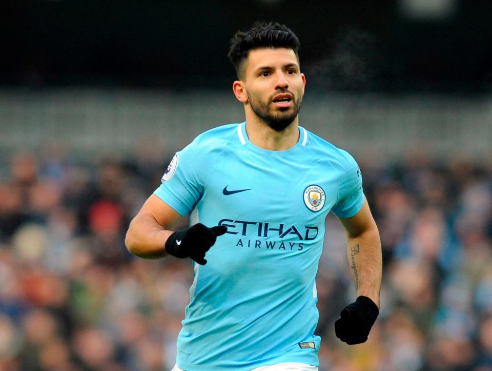Sergio Aguero Haircut 2018 Names