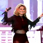 Shania Twain New Hairstyle 2020