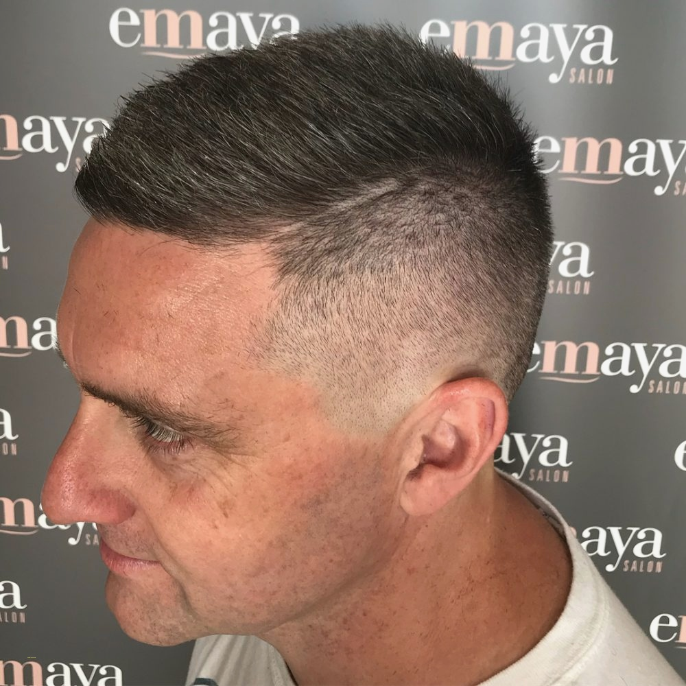 Layered Razor Haircut