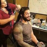 WWE Roman Reigns Long Hairstyle 2019