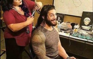 WWE Roman Reigns Long Hairstyle 2021