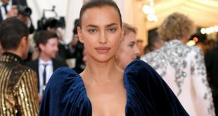 Irina Shayk hairstyle 2020 hair color 1