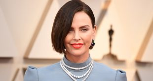 Charlize Theron New Hairstyle 2020