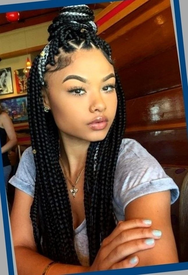 African American Hair Color Highlights 2018