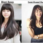 Korean Hairstyle With Bangs 2018