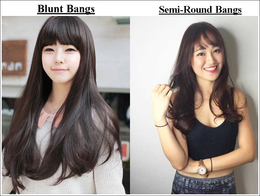 Korean Hairstyle With Bangs 2020 available here for ease