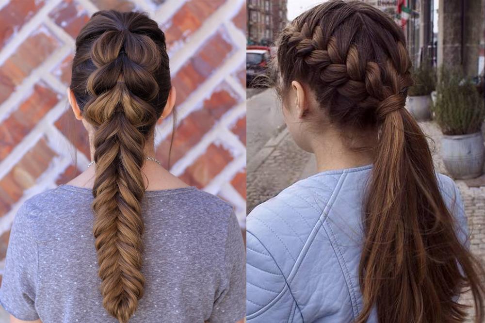 Teenage Girl Hairstyles 2018 For School