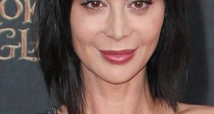 Catherine Bell New Hairstyle 2018