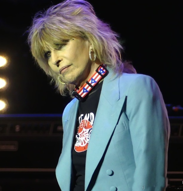 Chrissie Hynde Haircut 2018 Pictures