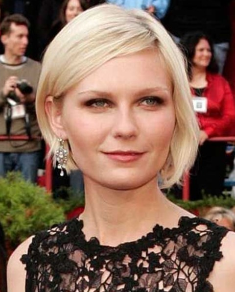 Kirsten Dunst dark hair color pattern